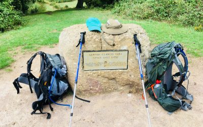 We did it! £2000 raised to create Ignite Life, by walking the length of the Wales/ England border.