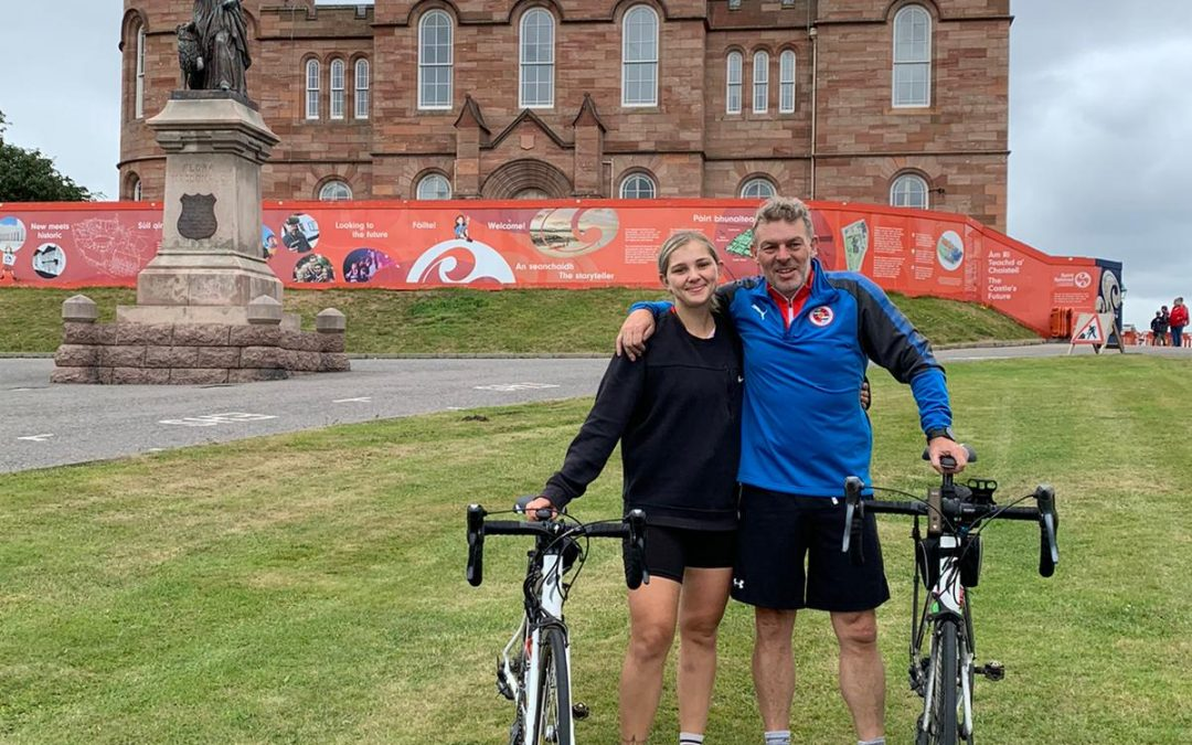 Charity 500 Mile Cycle